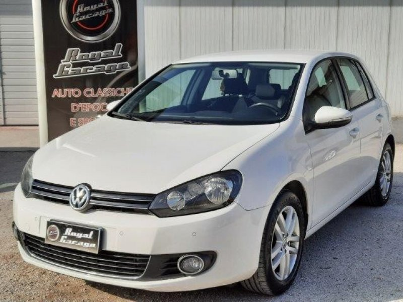 VOLKSWAGEN GOLF 6 1.4 TSI HIGHLINE 5P
