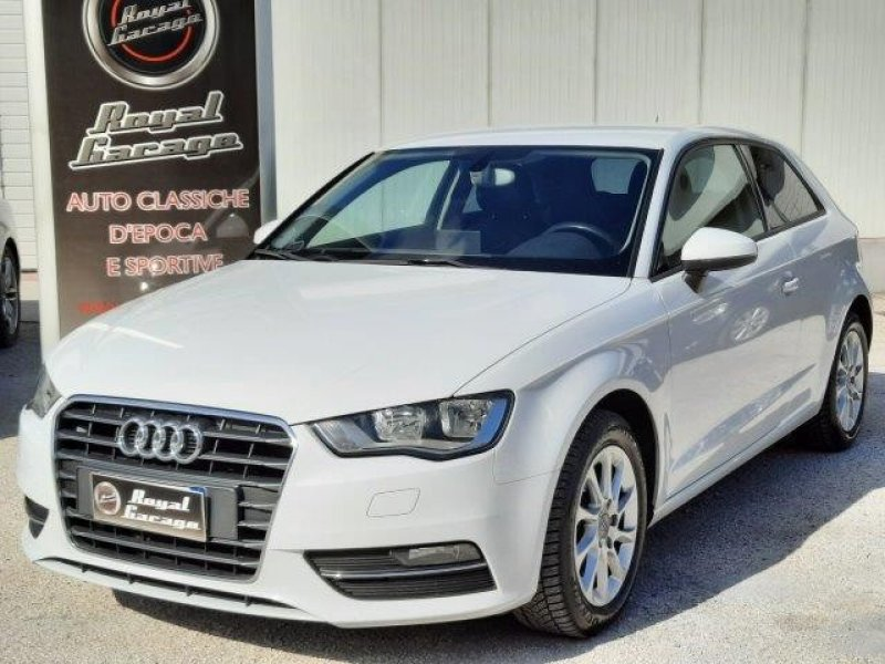 AUDI A3 1.6 TDI BUSINESS 3 PORTE