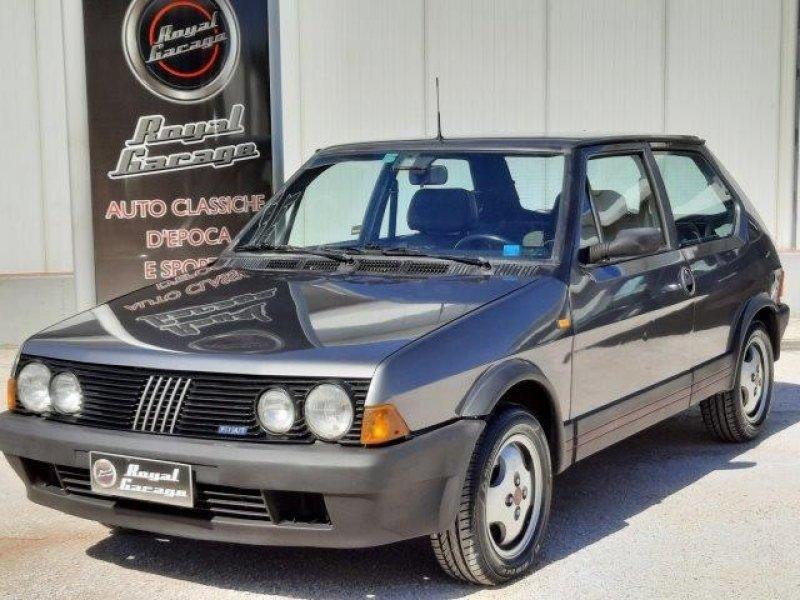 FIAT RITMO 105 TC ABARTH II°S.