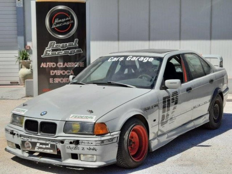 BMW 320I E36 6 CILINDRI 24V BERLINA DRIFTING