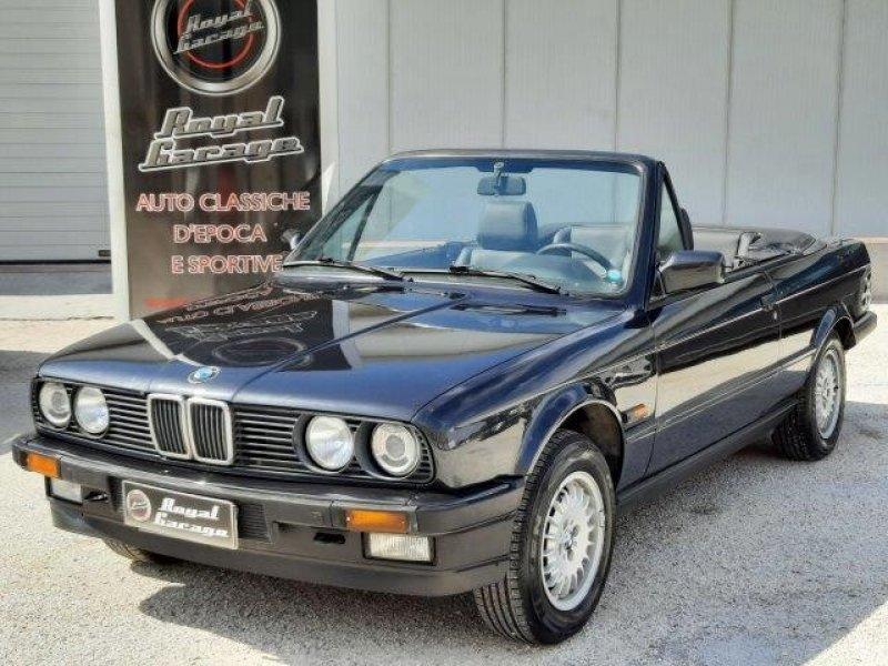 BMW 320I 6 CILINDRI E30 CABRIOLET