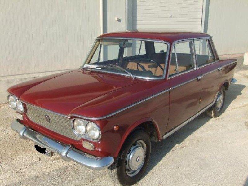 FIAT 1500  BERLINA-ASI-