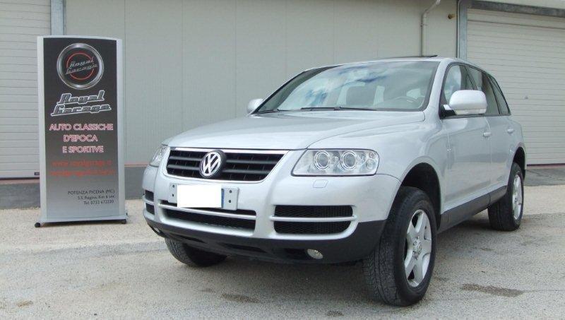VW TOUAREG 2.5TDI R5 FULL OPTIONAL