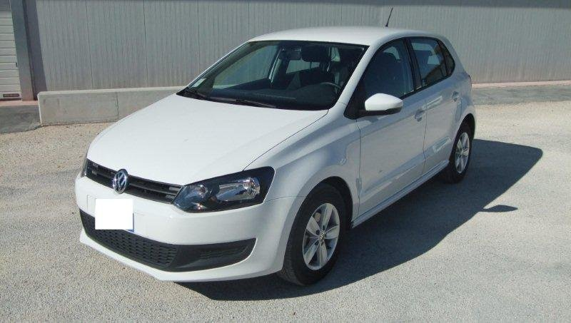 VW POLO 1.2TDI 75cv