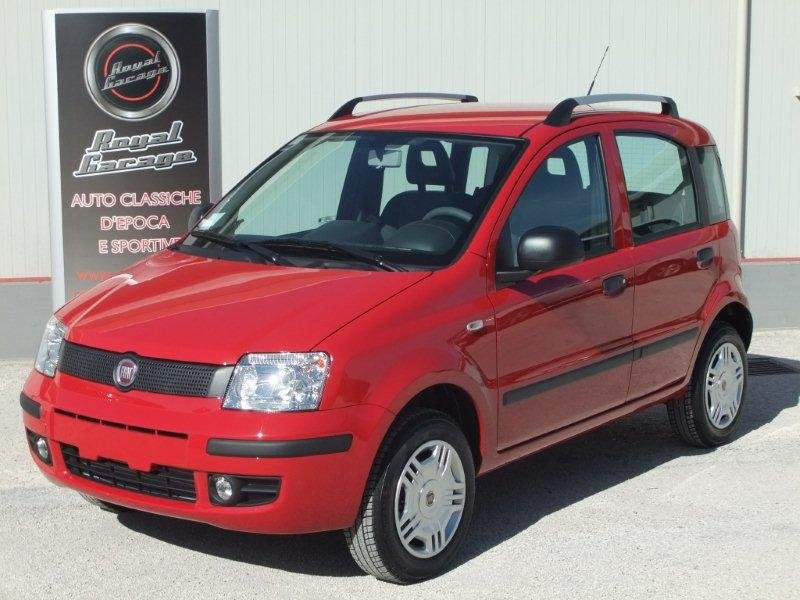 FIAT PANDA CLASSIC NATURAL POWER