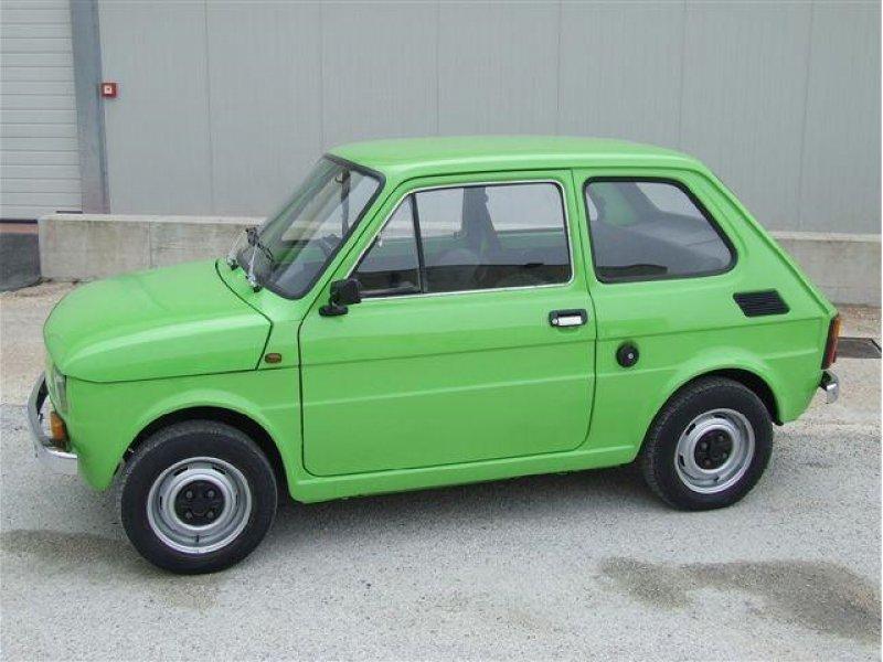 Fiat 126 A DEL 1977 KM 41.000